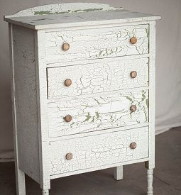 87 Best Images About Crackle Paint Furniture On Pinterest Furniture Distressed Furniture And