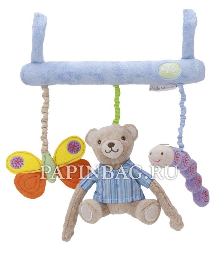 Игрушки развивающие для детской кроватки http://papinbag.ru/?&m=4605&mode=all Развивающими игрушками для детской кроватки можно играть, развивать мелкую моторику малыша, тактильное и слуховое восприятие. #игрушкидлядетскойкроватки #чтоподаритьнарождение #французскиемягкиеигрушки