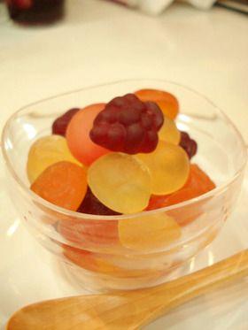ひんやり美味しい冷凍グミ* by elha [クックパッド] 簡単おいしい ...