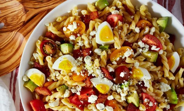cobb pasta salad lunch salad big salad cobb salad salad days salad ...