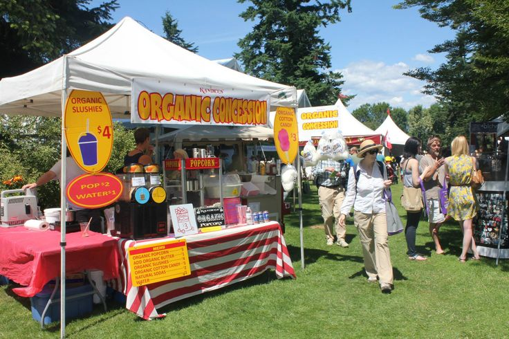 Discovered organic cotton candy from Kandice's Organic Concession at EPIC. That makes it a smart snack choice...right ;)