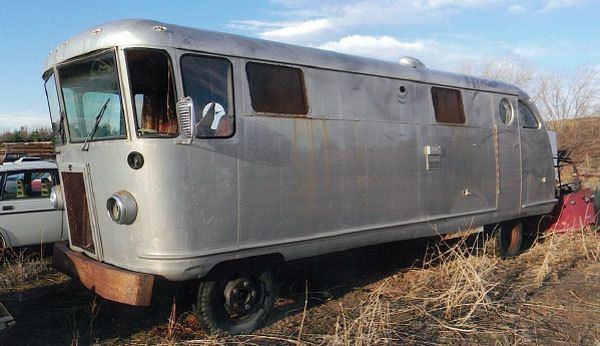 1947 Spartan Motorhome Photo