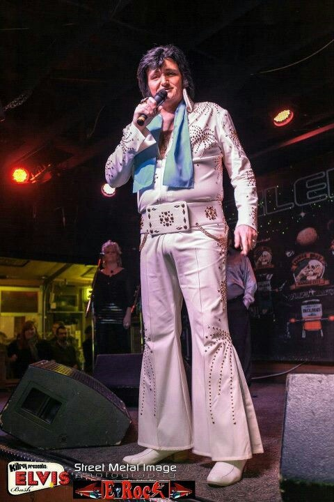 2013 ELVIS BIRTHDAY BASH KNUCKLEHEADS KC, MO