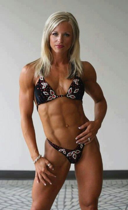 359 Best Images About Women's Natural Bodybuilding