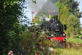 Ammersee Dampfbahn