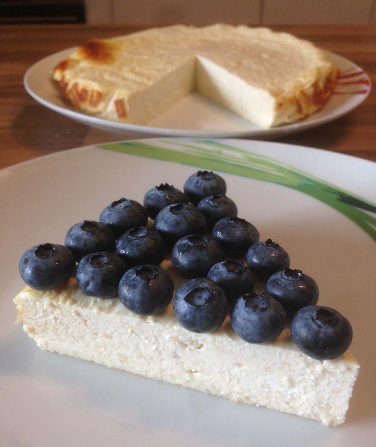 Low Carb Cheesecake Rezept - schnell gemacht und verdammt lecker!