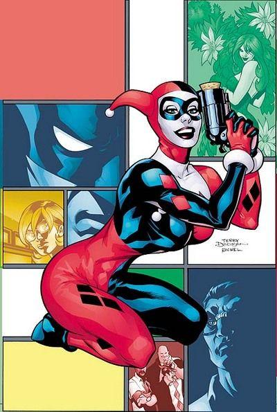 Harley Quinn/Gallery - Batman Wiki