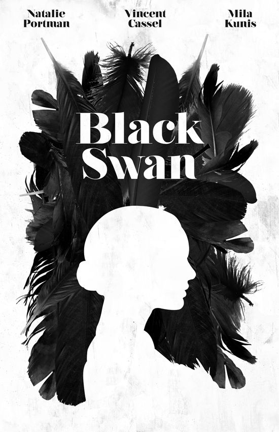 Black swan true detective intro movie posters selection published by maan ali