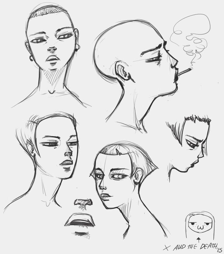 _study_ faces_