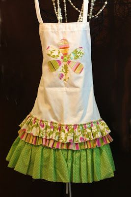 This-n-that; a little crafting: Easy Apron