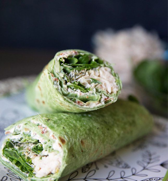 18 High-Protein Wraps That Make for a Quick and Easy Lunch