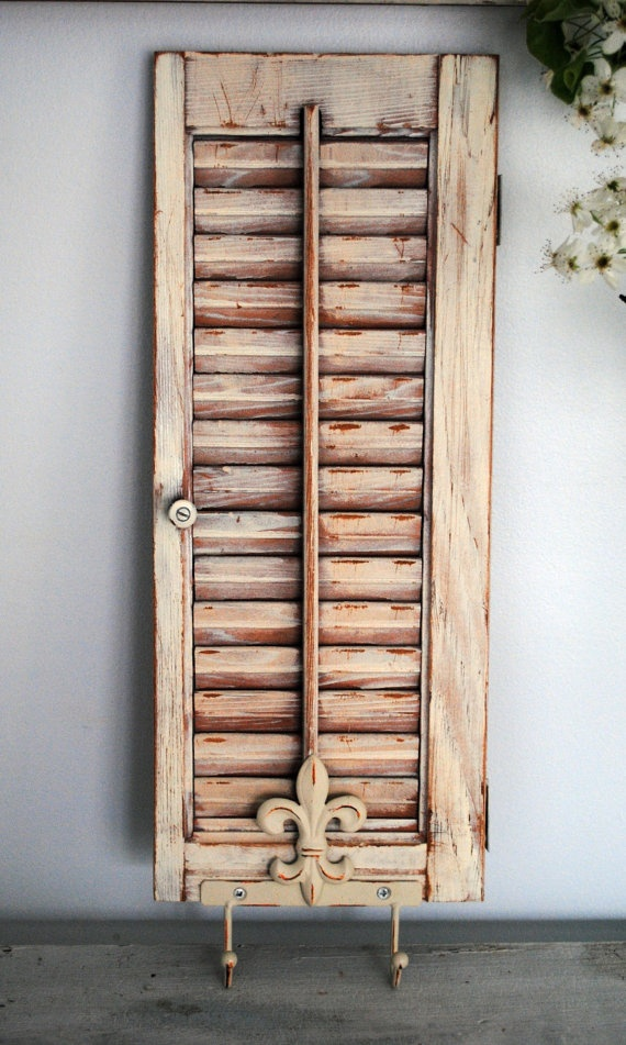 57 Best Images About Shutters On Pinterest White