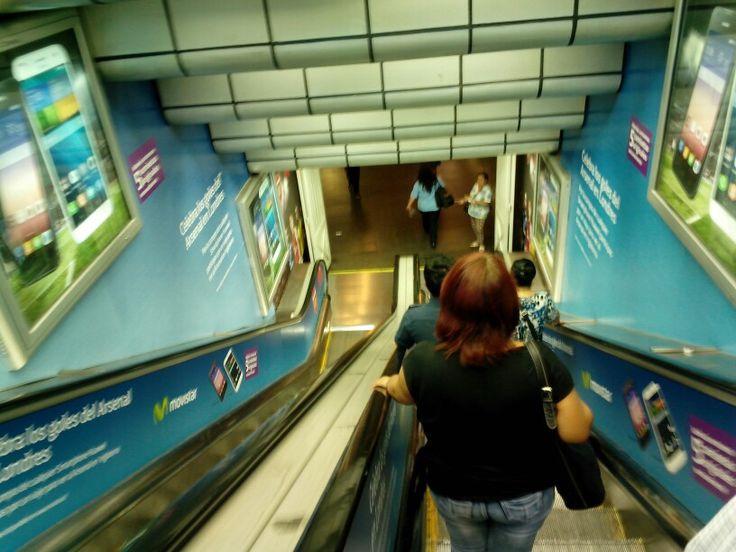 Metro u.de chile santiago chile