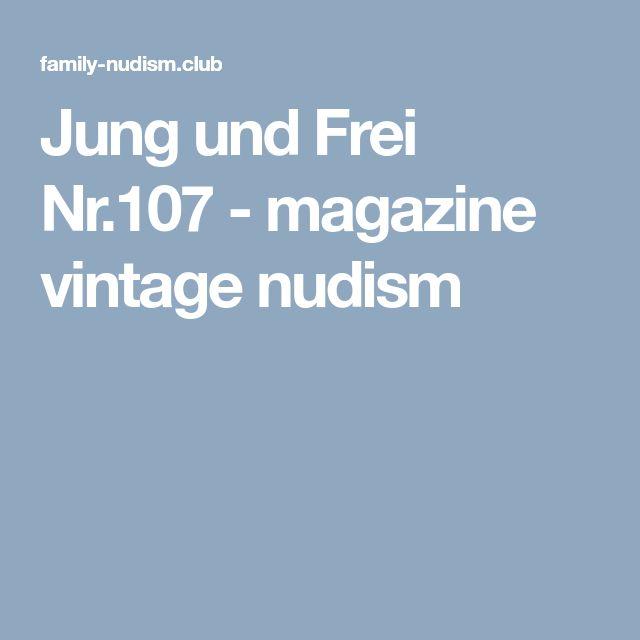 Vintage jung unt frie