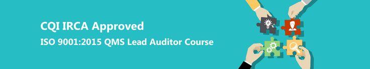 #IRCA #Lead#Auditor #QualityManagementSystems (QMS) Auditor Training #QMS Lead Auditor Training Course (ISO 9001) Course in Dubai, UAE, Doha, Qatar.  http://www.leadauditorstudy.com/irca-approved-iso-9001-qms-lead-auditor-course/