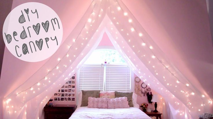 Bed Canopy With Lights Elegant Homes Bed Canopy With