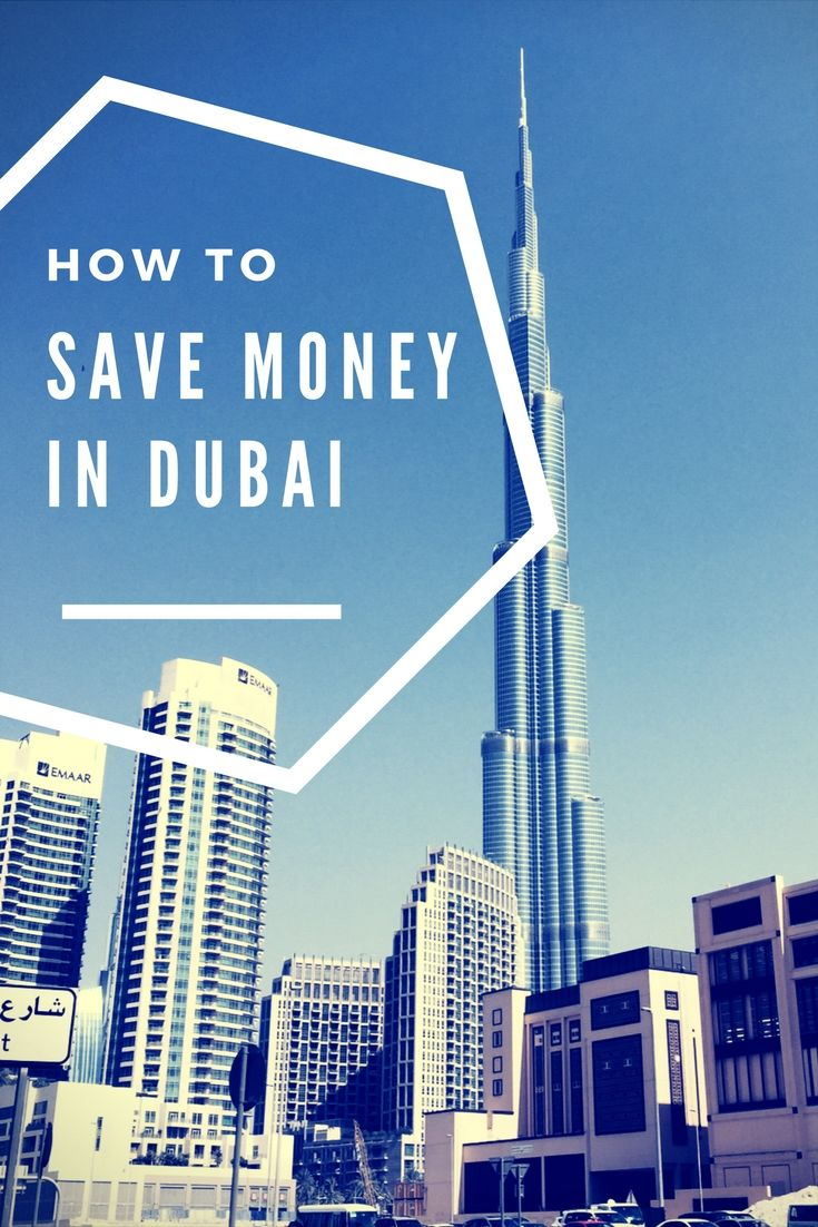 How to save money when living in Dubai! Expat Life Tips!