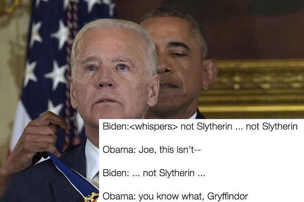 Obama Surprising Biden With The Medal Of Freedom Has Been Turned Into An Extremely Pure Meme