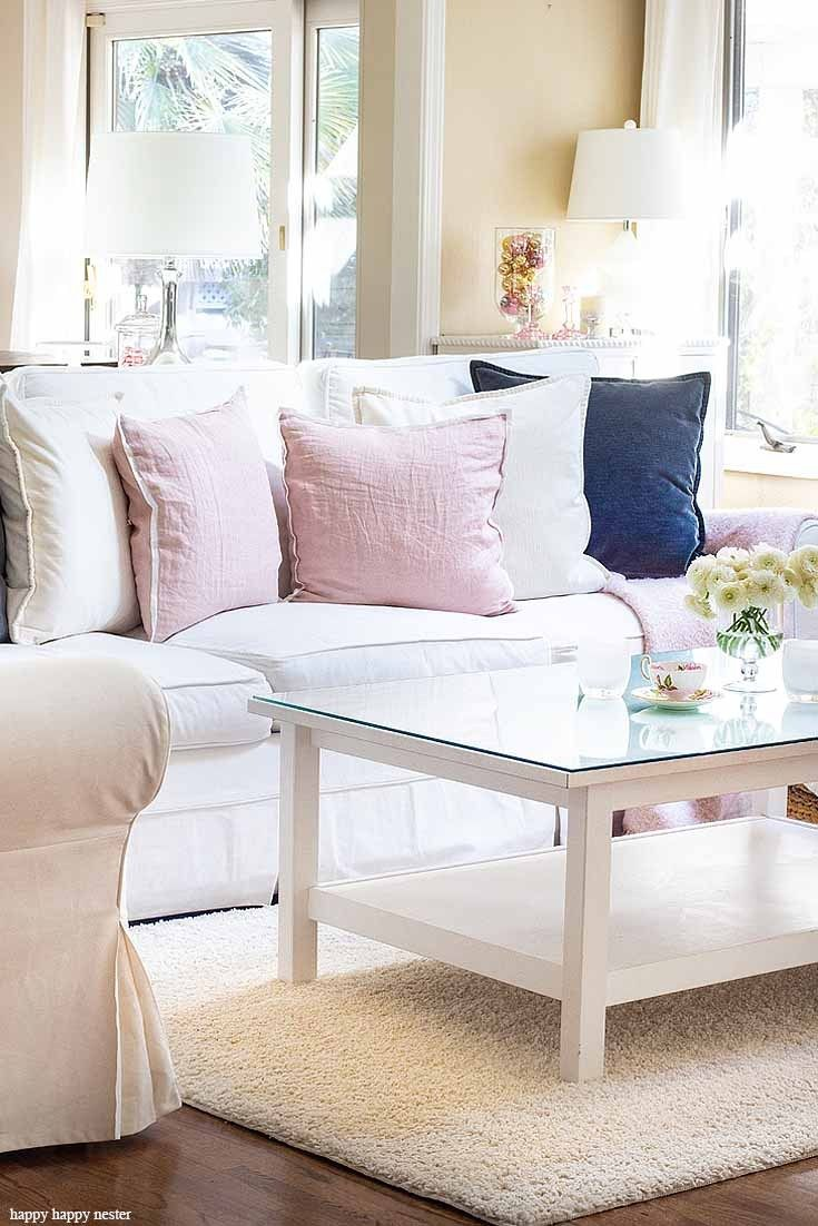 Crate And Barrel Makes A Great Sofa The Harborside Is Well Built Couch Slipcovers Are Machine Washa