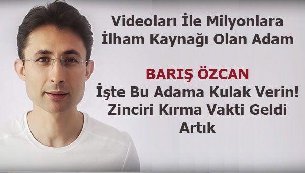 Barış Özcan İle Zinciri Kırma Vakti Geldi Artık! :http://bilgirazzi.com/kisisel-gelisim/baris-ozcan-ile-zinciri-kirma-vakti-geldi-artik/