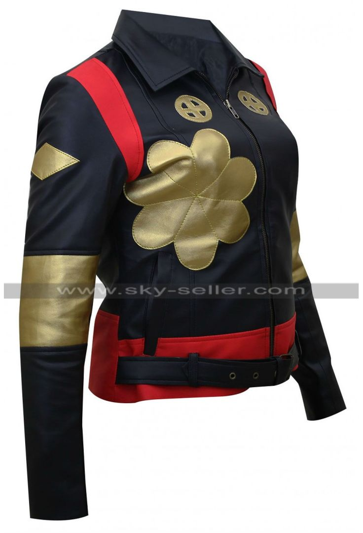 #Suicide_Squad #Tatsu_Yamashiro_Jacket #Leather_Jacket #Black_Jacket…