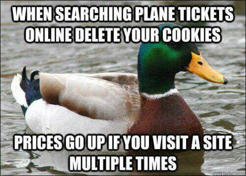 Low Plane Ticket Prices