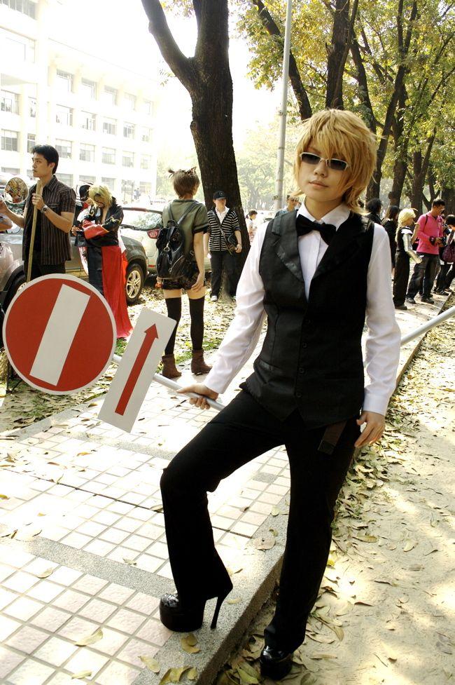 Durarara Shizuo cosplay by Tenodera ~ | Cosplay ...