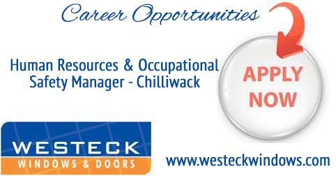 Our Chilliwack location is currently looking to fill the role of Human Resources & Occupational Safety Manager. Please click the image to learn more and to apply for this position!