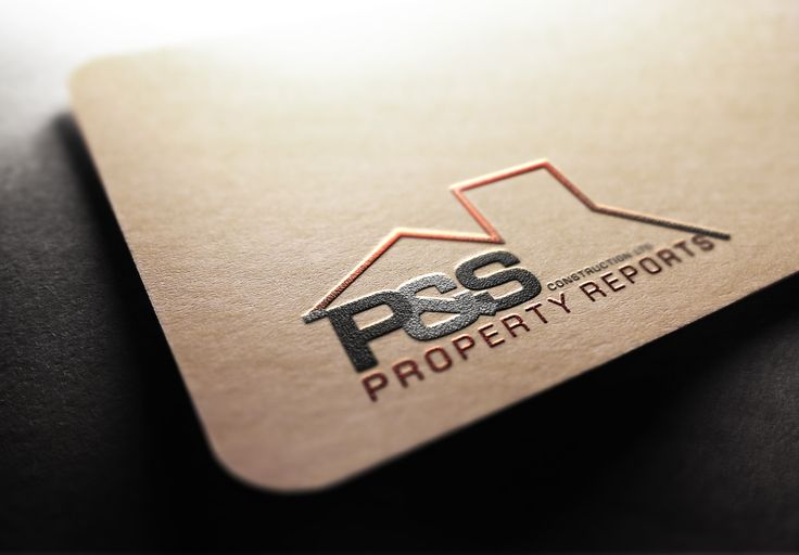 P&S Construction Ltd Logo - www.chicdesign.co.nz