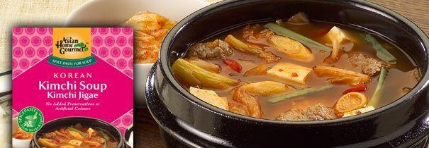 Condimente Koreene - KOREAN KIMCHI SOUP