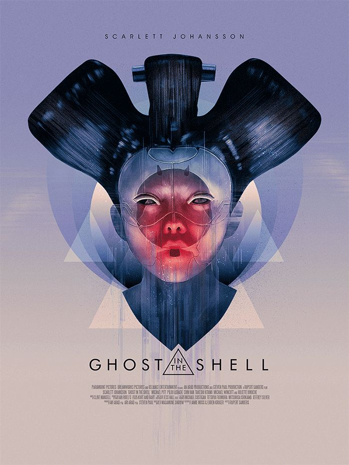 Ghost in the Shell by Richard Davies