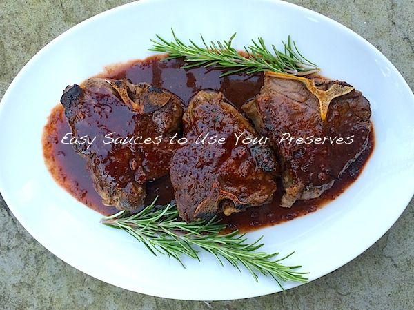 Beyond PB&J: Easy Sauces To Use Your PreservesFigs Glaze, Food, Dips Sauces, Figs Reduction, Canning Preserves, Red Wines, Mustard Sauces, Mmmm Yummy, Easy Sauces