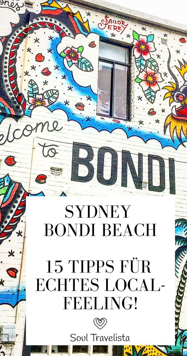 Sydney Bondi Beach – eine Liebeserklärung und 15 Tipps für echtes Local-Feeling