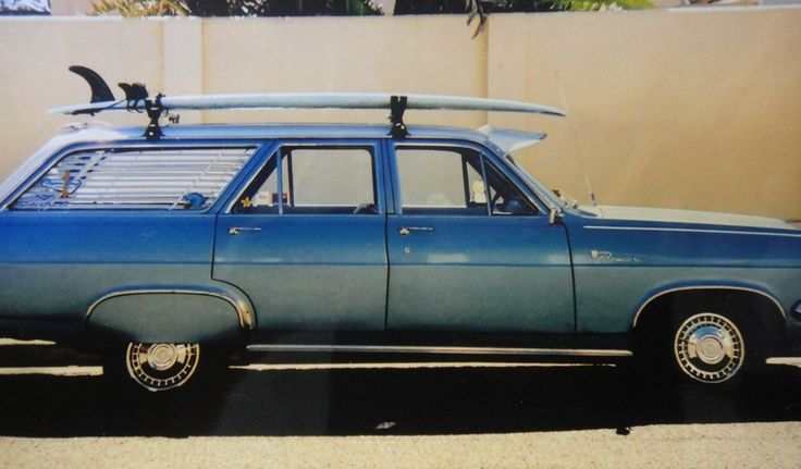 1966 Holden Premier HR Station Wagon