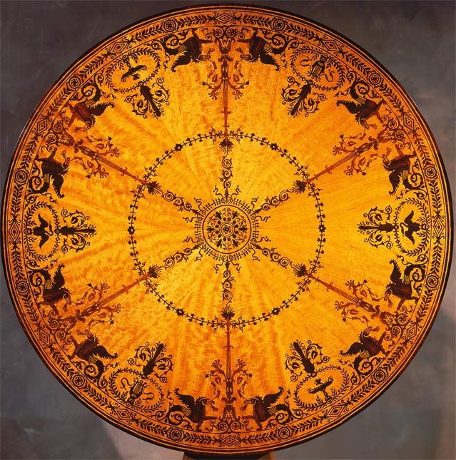 1000 Images About Marquetry Furniture On Pinterest