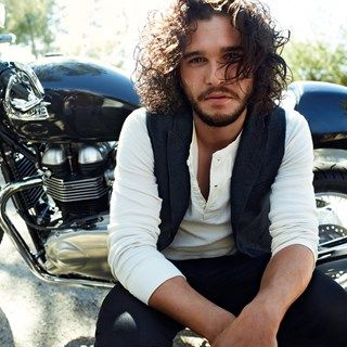 Game of Thrones: Kit Harington on the cover of GQ - GQ.COM (UK)