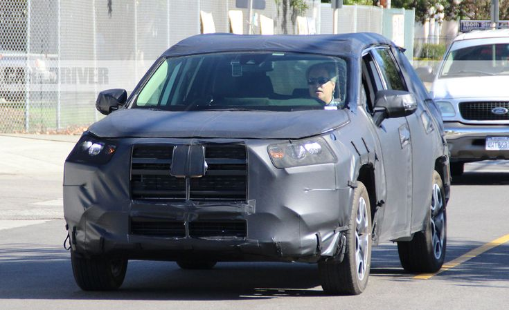 2019 Toyota RAV4 Spied! New Lease on Life for the New Sales King