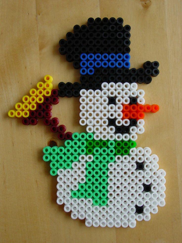 Sneeuwpop groen