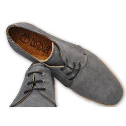 Organic flax, rope sole, Italian made.  NOAH Italian Vegan Shoes.