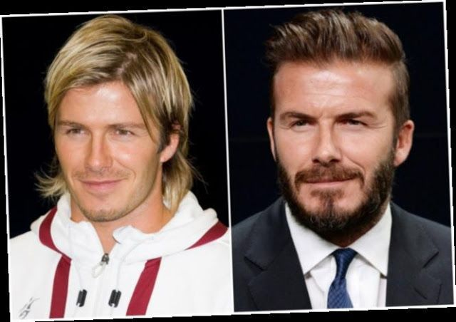 David Beckham - 13 evidence that the beard changes everything - - @frutfahlticon19
