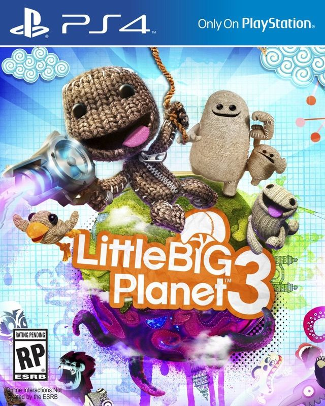 Family Video Games Make Great Holiday Gifts For Your Kids: LittleBigPlanet 3