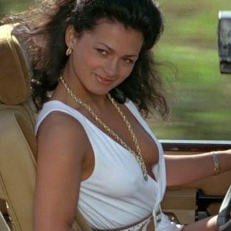 Bianca - James Bond Octopussy  Actress:  Tina Hudson
