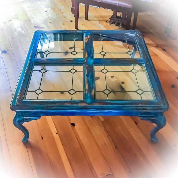 Distressed Blue Coffee Table: 25+ Best Ideas About Antique Coffee Tables On Pinterest