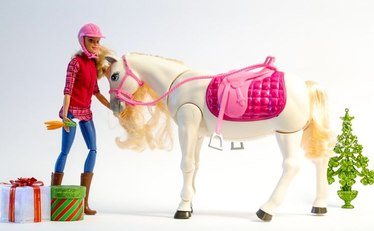 Barbie DreamHorse | 5 gift ideas for kids | 2017 Holiday Gift Guide