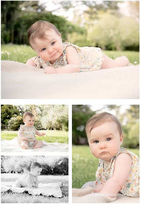Baby Session | Jenna Renée Photography