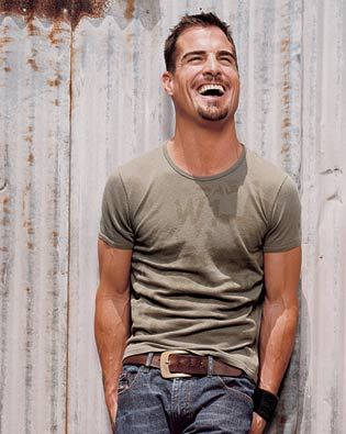 George Eads- beautiful smile