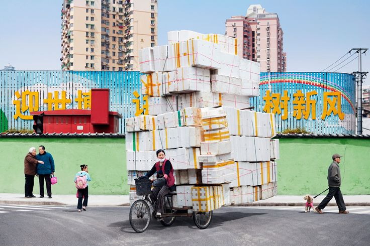Look At These Chinese Workers Carrying Mind-Blowing Amounts Of Stuff | Co.Exist | ideas + impact