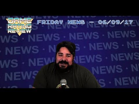 Game Rating Review FRIDAY NEWS 06/09/17
