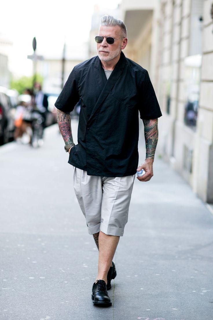 Best of Paris Men's FW Street Style