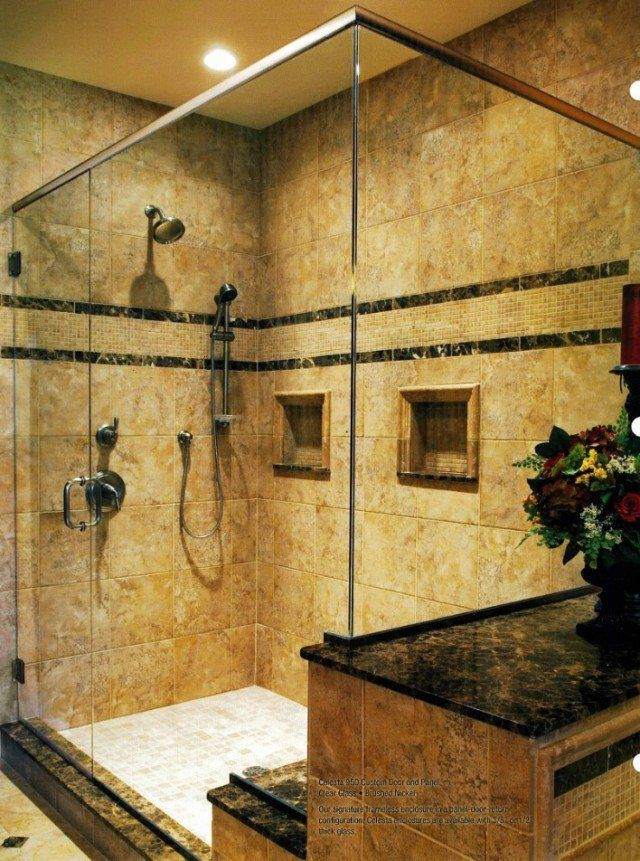 I Love The Shower Door On This Shower And How It Really Makes The